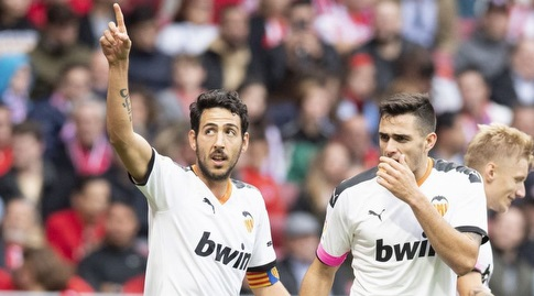 דני פארחו חוגג (La Liga)