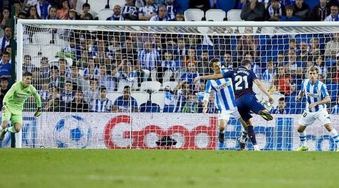 בורחה מיוראל כובש (La Liga)