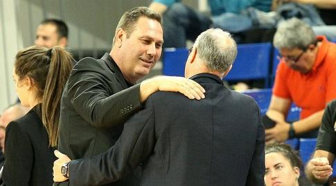גיא גודס עם בראד גרינברג (שחר גרוס)