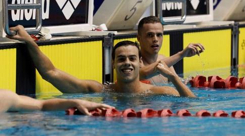 יש מצב שיתחרה בבריכה בפאריס. רודיטי (גיא יחיאלי, איגוד השחייה)