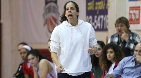 נעמי קולודני (קובי אליהו, באדיבות מנהלת ליגת העל לנשים בכדורסל)
