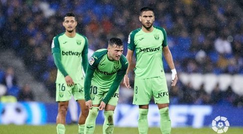 שחקני לגאנס (La Liga)