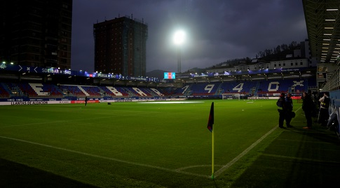 אצטדיון איפורואה מוכן (רויטרס)
