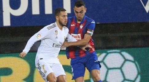 אדר הזאר עם הכדור (La Liga)