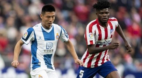תומאס פארטה מול וו ליי (La Liga)