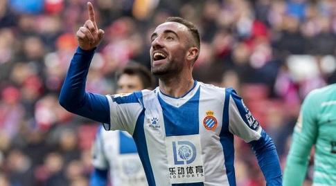 סרג'י דארדר חוגג (La Liga)