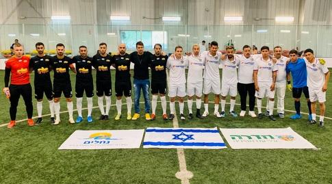 """נבחרת ישראל וצ'לסי. ניצחון יוצא דופן (יח""""צ)"""