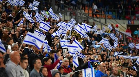 אוהדי נבחרת ישראל (חגי מיכאלי)