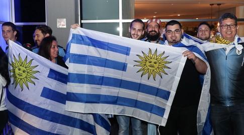 אוהדי אורוגוואי (רדאד ג'בארה)