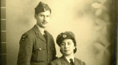 סם ודוריס מיארה, 1939 (מוזיאון חיל האוויר הבריטי/RAF)