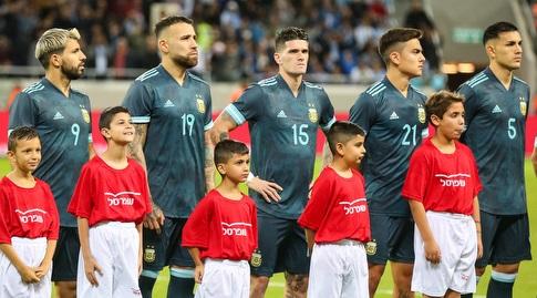 שחקני נבחרת ארגנטינה (איציק בלניצקי)