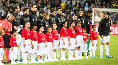 שחקני נבחרת אורוגוואי (איציק בלניצקי)