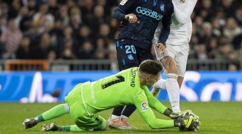 אלכס רמירו עם הכדור (La Liga)