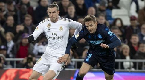 גארת' בייל עם הכדור (La Liga)