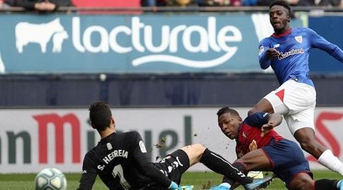 איניאקי וויליאמס כובש (La Liga)