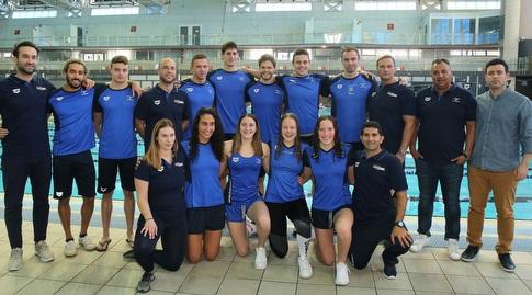 נבחרת השחייה של ישראל (שחר גרוס)