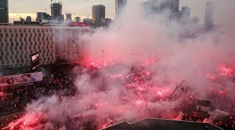 חגיגות יום העצמאות של פולין, ורשה (פייסבוק)