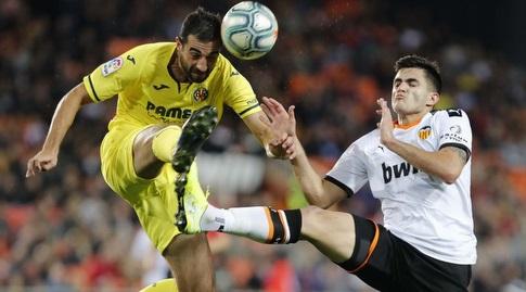 מקסי גומס מול ראול אלביול (La Liga)