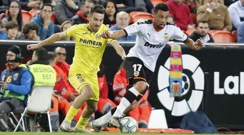 פרנסיס קוקלן עם הכדור (La Liga)