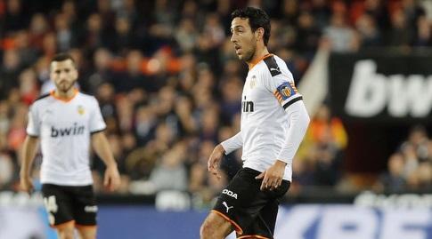 דני פארחו עם הכדור (La Liga)