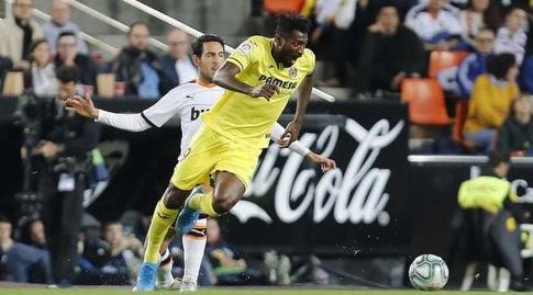 זמבו אינגיסה רץ אל הכדור (La Liga)