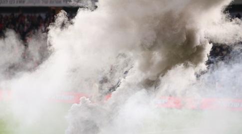 רימוני העשן בדרבי (רדאד ג'בארה)