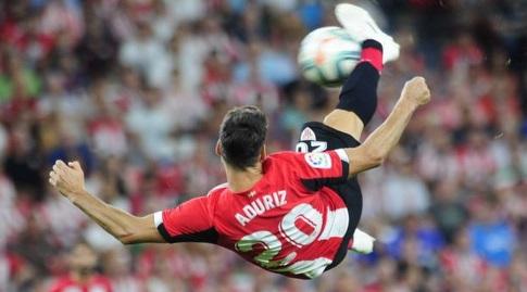 אדוריס מתעופף. גול למזכרת (La Liga)