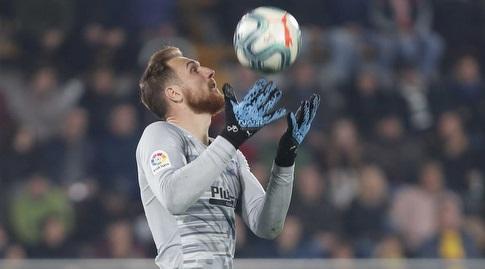 יאן אובלק. הגנה היסטורית (La Liga)