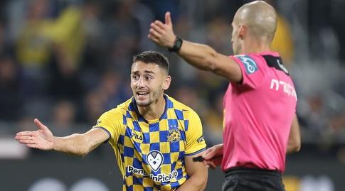 0:0 מול מכבי נתניה קטע את המומנטום של המוליכה (רדאד ג'בארה)