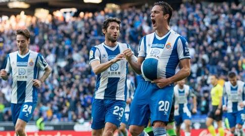 ברנרדו אספינוסה חוגג (La Liga)