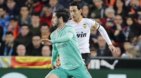 דני פארחו עם איסקו (La Liga)