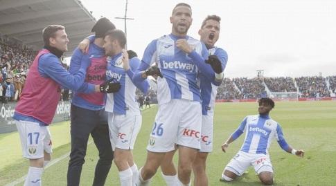 יוסוף א-נאסירי חוגג (La Liga)