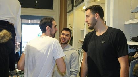 עידן זלמנסון, תמיר בלאט ובר טימור (שחר גרוס)