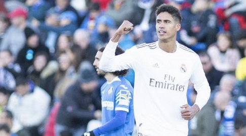 רפאל וראן חוגג (La Liga)
