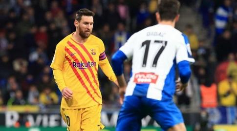 דידאק וילה מול ליאו מסי (La Liga)