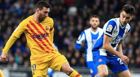 מארק רוקה מול ליאו מסי (La Liga)
