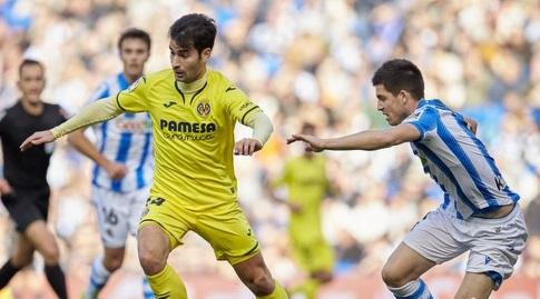 מאנו טריגרוס עם הכדור (La Liga)