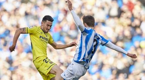 דייגו יורנטה מול מוי גומס (La Liga)