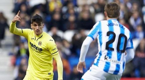 נאצ'ו מונריאל מול ג'רארד מורנו (La Liga)