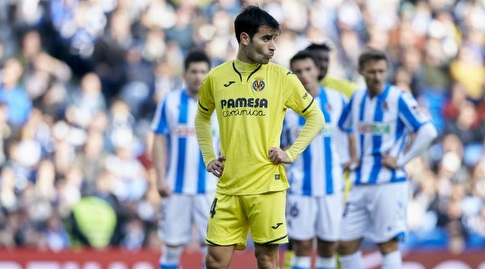 מאנו טריגרוס ליד נקודת העונשין (La Liga)