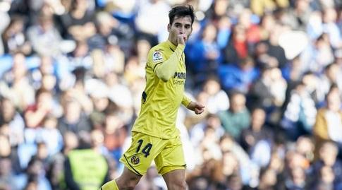 מאנו טריגרוס חוגג (La Liga)