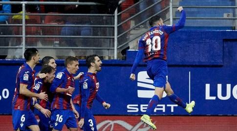 אדוארדו אקספוסיטו חוגג (La Liga)