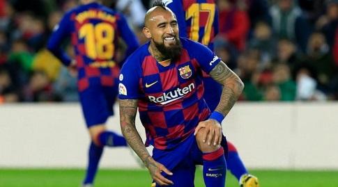 ארתורו וידאל (La Liga)