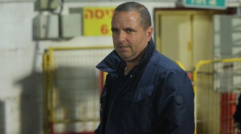 רן בן שמעון באצטדיון באשדוד (שחר גרוס)