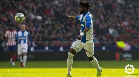 צ'ידוזי אוואזים עם הכדור (La Liga)