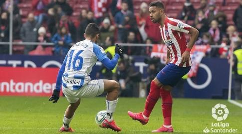 רנאן לודי מול רוברטו רוסאלס (La Liga)