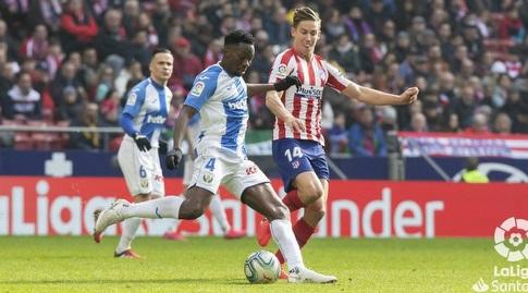 קנת' אומרו מול מרקוס יורנטה (La Liga)