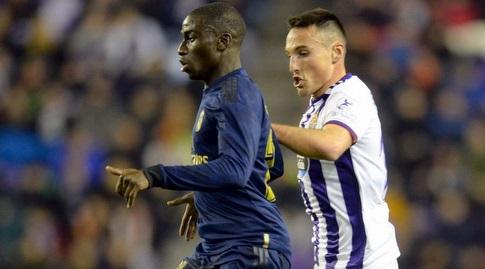 פרלאן מנדי עם הכדור (La Liga)
