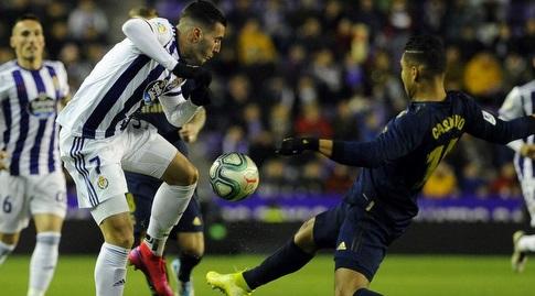 קאסמירו מול סרג'י גווארדיולה (La Liga)