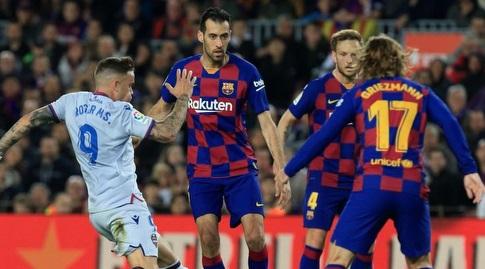 רוג'ר מרטי מול גריזמן ובוסקטס (La Liga)